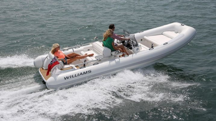 Williams DieselJet 625