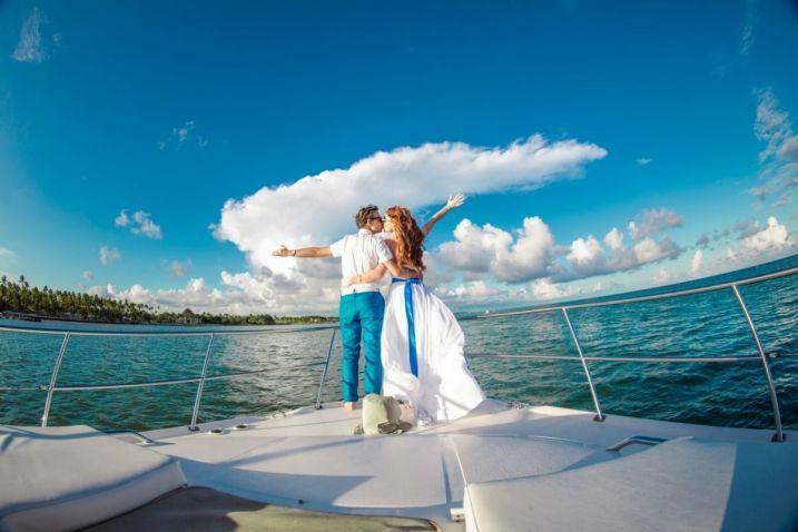 Рекомендации по организации свадьбы на яхте
