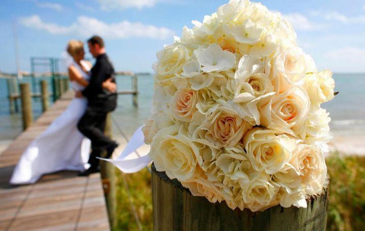 Преимущества свадьбы на яхте