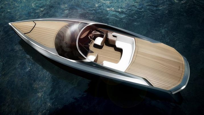 AM37 sportsboat (Aston Martin)