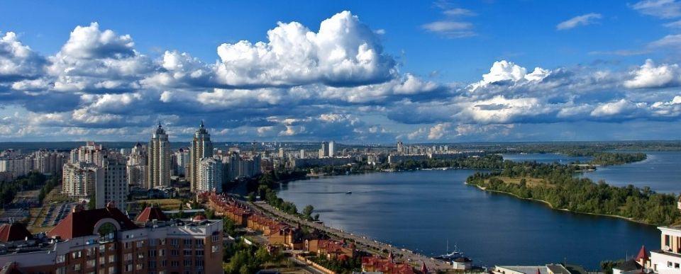 Выбирайте лучшие маршруты по Украине: Киев