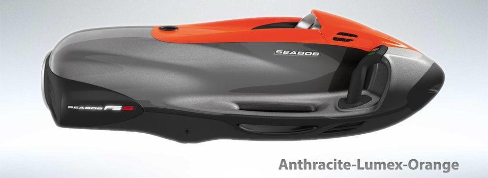 Anthracit Lumex Orange