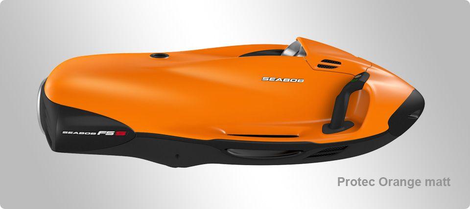 Protec Orange matt
