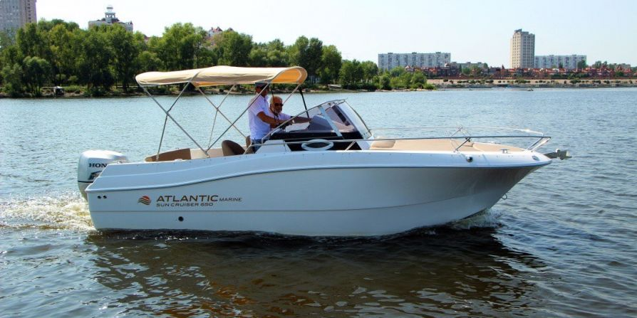 Atlantic Marine 650