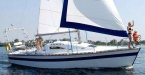 Яхта Lana