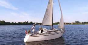 яхта Phoca