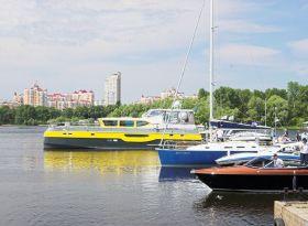 Выставка яхт и катеров IBYS 2017