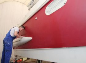 Предпродажная подготовка судна