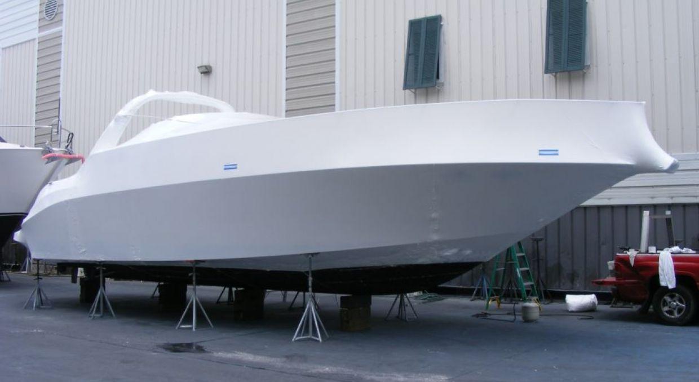 Доставка яхты