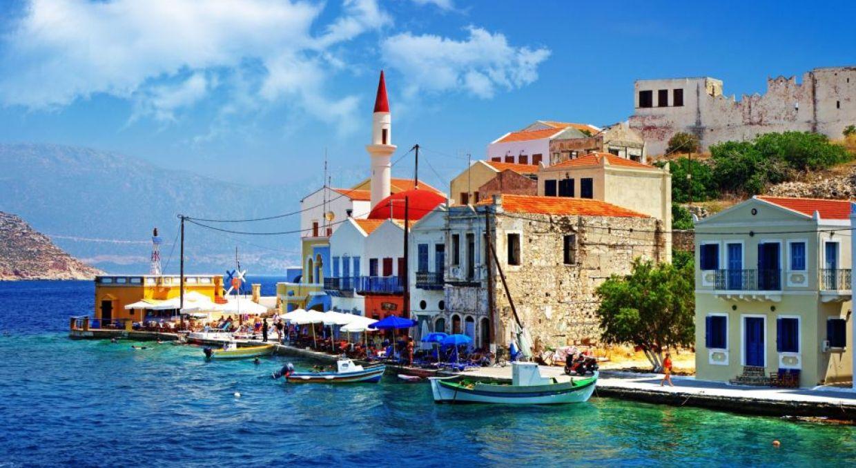 Аренду яхт в Греции