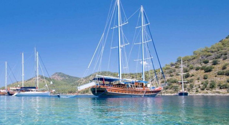 Аренда яхт Турция
