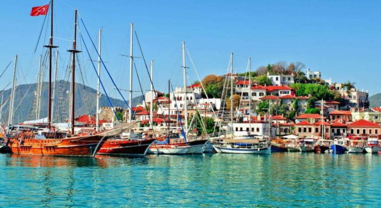 Стоимость аренды яхт в Турции