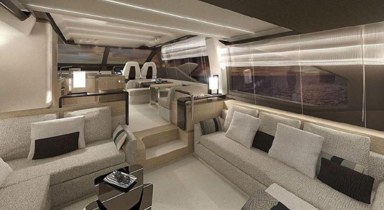 яхта Azimut 66 Fly