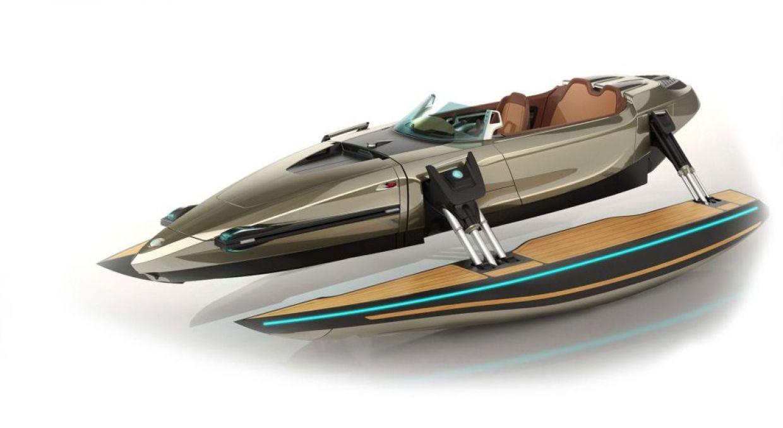 Kormaran - лодка-трансформер нового поколения