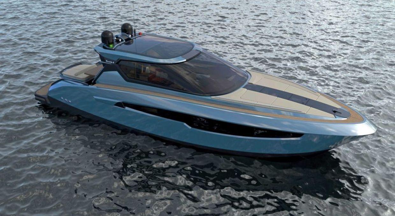 спортивная яхта Benship 8