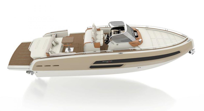 Премьера катера 370 GT от Invictus Yacht
