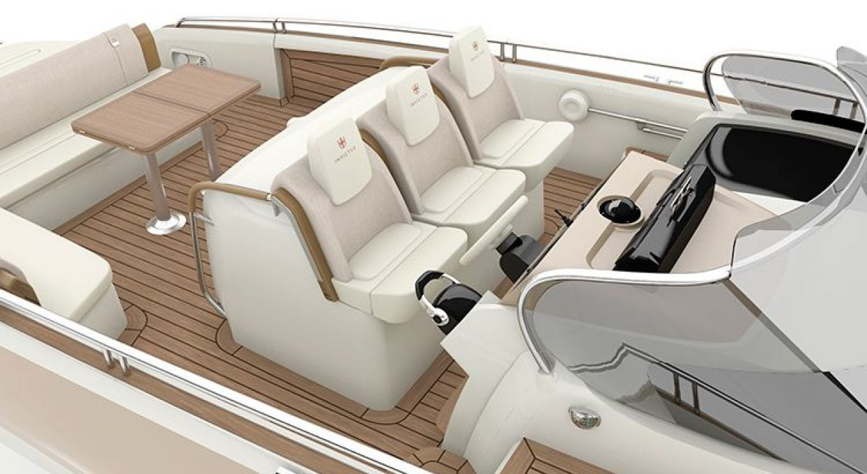 Invictus Yacht 370 GT