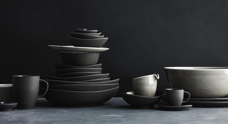 Посуда и скатерти