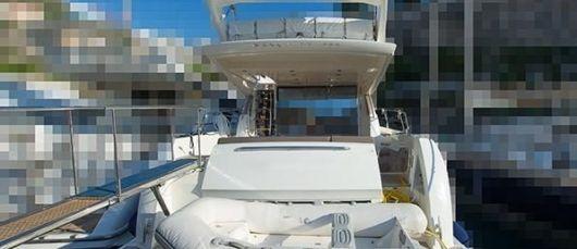 Моторная яхта Prestige 550