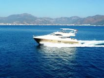 Моторная яхта Numarine 55
